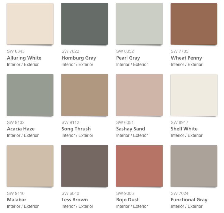 Popular Interior Paint Colors Living Room: Home Staging Colors For 2018